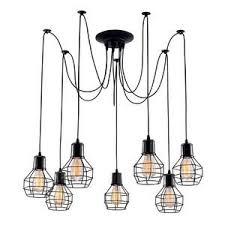 Подвесные <b>светильники</b> в стиле Лофт - купить подвесные ...