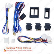cheap universal car wiring harness shipping universal car cheap universal car wiring harness new product of universal car power window 3pcs switches