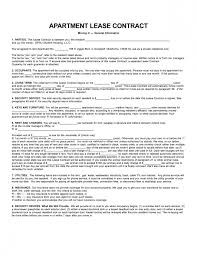 Apartment Rental Contract Sample New Lettingment Template Free Luxury Apartment Lease Word Picture