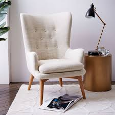 upholstered wing chair 699 chairs living room