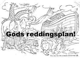 Een Nieuw Begin Ark Van Noach Doof Geloof