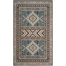 classic vintage slate beige 5 ft x 8 ft area rug