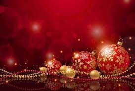 Red and Gold Christmas Wallpapers - Top ...