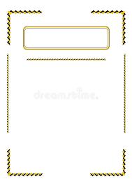 пустой диплом сертификата граници Иллюстрация вектора   пустой диплом сертификата граници Иллюстрация вектора изображение 15535267