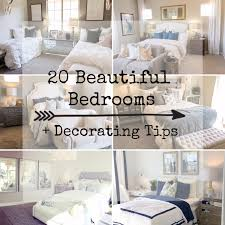20 Beautiful Bedroom Inspirations And 3 Decorating Tips | Lifestyle Blog |  The Free Spirit Blonde