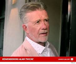 alan thicke.  Alan Alan Thicke Dead At 69 In