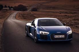 audi r8 wallpaper blue. Exellent Audi Audi R8 V10 Blue Long Road Desert Cars In Wallpaper Blue