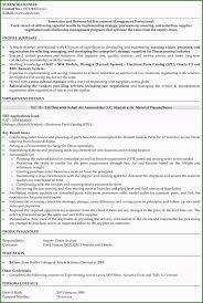 Purchasing Agent Resume Creative Purchasing Manager Resume