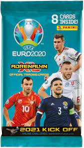 Panini finally gets to launch its UEFA Euro 2020 Adrenalyn XLTM trading  cards collection