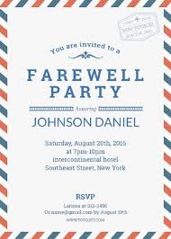 Free Going Away Party Invitations Military Going Away Party Invitation Templates Free For