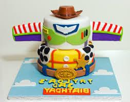 Toy Story Woody Buzz Birthday Cake Ardiafm