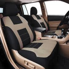 front rear beige universal lada priora car seat cover interior accessories seat car covers upholstery protector fit truck suvs seat covers custom seat