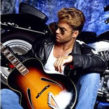 george michael faith. Perfect Michael One Of The Most Memorable Images George Michael Is When He Shaking It  All In Video For Faith Guitar Hand Sunglasses Perched On His Nose Like  Throughout Faith