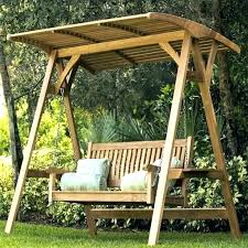 patio swing with canopy lovely glider swing with canopy patio furniture swings marvelous garden swing bench