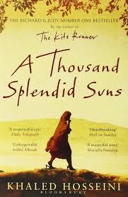 the kite runner a thousand splendid suns book