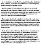 the shawshank redemption essay alex hodgettsrita hayworth and the shawshank redemption essay   shmoop