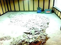 how to remove tile from concrete floor best way to remove tile from concrete remove tile