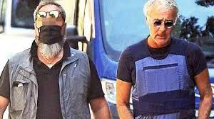 Massimo Giletti sotto scorta e con il giubbotto antiproiettile dopo le  minacce della mafia