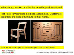 What is flat pack furniture Disadvantages What Do You Understand By The Term Flatpack Furniture Slideplayer Reflecting On The Work Of Who Is This Innovator Ingvar Kamprad