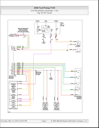 f 150 i just got a 97 f 150 4x4 with a 4 6 the speed sensor 05 Ford F 150 4x4 Wiring Diagram full size image Ford F-150 Electrical Schematic