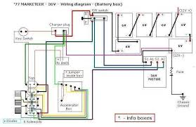 36v ezgo wiring diagram wiring diagram for you