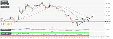 Bitcoin Cash Price Analysis Bch Usd Ruthless Bears Gnaw The