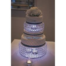 wedding cake stand or cake dividers with crystals chandelier acrylic wedding cake stand cupcake stand