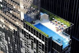 roof garden design hotel. roof garden design hong kong aedas designed hotel indigo island stands out along the o