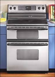 maytag gemini double oven electric. Simple Maytag Maytag Gemini Series MER6772BAC  Front View To Double Oven Electric Y
