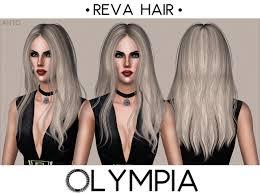 O L Y M P I A — • REVA HAIR • AMELIA 2 HQ DEMO texture by Olympia...