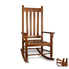 oak rocking chair for front porch