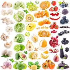 Rainbow Fruits And Vegetables Chart Rainbow Eating Phytonutrients Vegetable Chart Nutrition