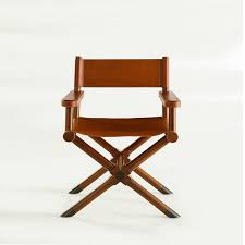 traditional chair director s leather