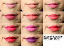 revlon colorburst matte balm 4 types to choose hermo beauty msia
