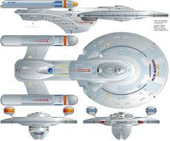 Federation Starship Designs Korolev Class Starship One Of My Favorite Fan Designs