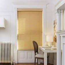 motorized faux wood blinds blinds the home depot