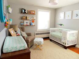 25/25; Transitional Gray, Mint and Navy Baby Boy Nursery
