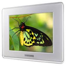 Цифровая <b>фоторамка</b> Samsung SPF-83 <b>H</b> - характеристики ...