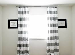Curtains Fabulous Horizontal Striped Home Interior Design Ideas Stripe  Shower Curtain Ticking Black And White For Sale