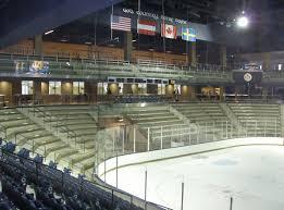 Compton Family Ice Arena Seating Chart Compton Family Ice Arena Bleacher Portfolio Dant Clayton