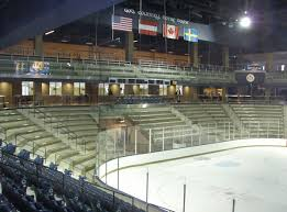 Compton Family Ice Arena Bleacher Portfolio Dant Clayton