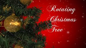 Rotating Christmas Tree by turalmammadzada | VideoHive