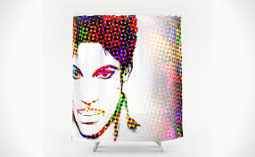 Artistic shower curtains Abstract Digital prince Art Shower Curtain Awesome Stuff 365 75 Of The Coolest Shower Curtains For Unique Bathroom