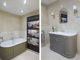 Engaging Bathroom Burlington Left Hand Corner Wall Hung Vanity ...