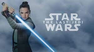 Star Wars The Last Jedi Rey 4K ...