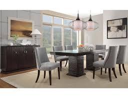 Lusaka Contemporary Dining Room Table Stunning Designer Dining Room Sets