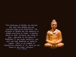 "Quote By Bhimrao Ramji Ambedkar ""The Teachings Of Buddha Are Magnificent Buddha Quote On Life"