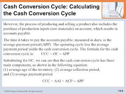 6 cash conversion