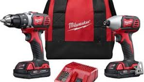 drill set sale. milwaukee m18 cordless drill and impact driver combo kit deal! set sale