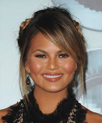 August 2013 | chrissy teigen hair, hair, olive skin. Christine Teigen Hairstyles Hair Cuts And Colors